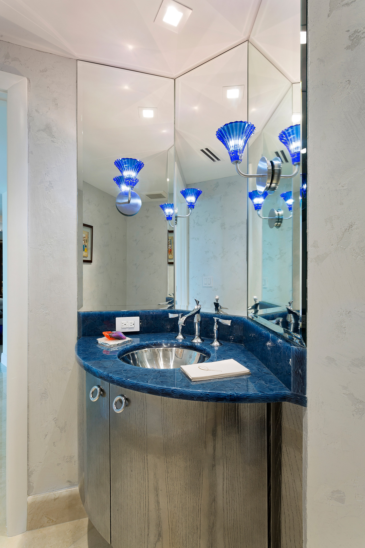Contemporary Baths - The Place For Kitchens and Baths