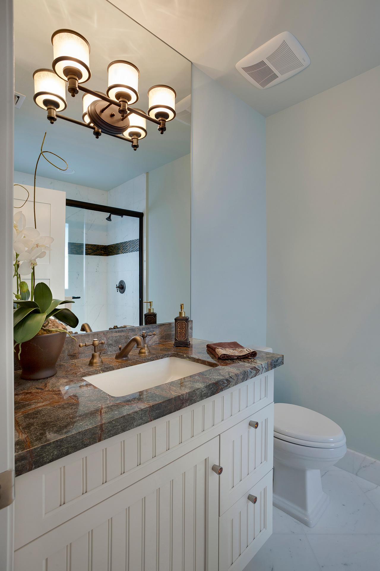 Traditional Baths - The Place For Kitchens and Baths