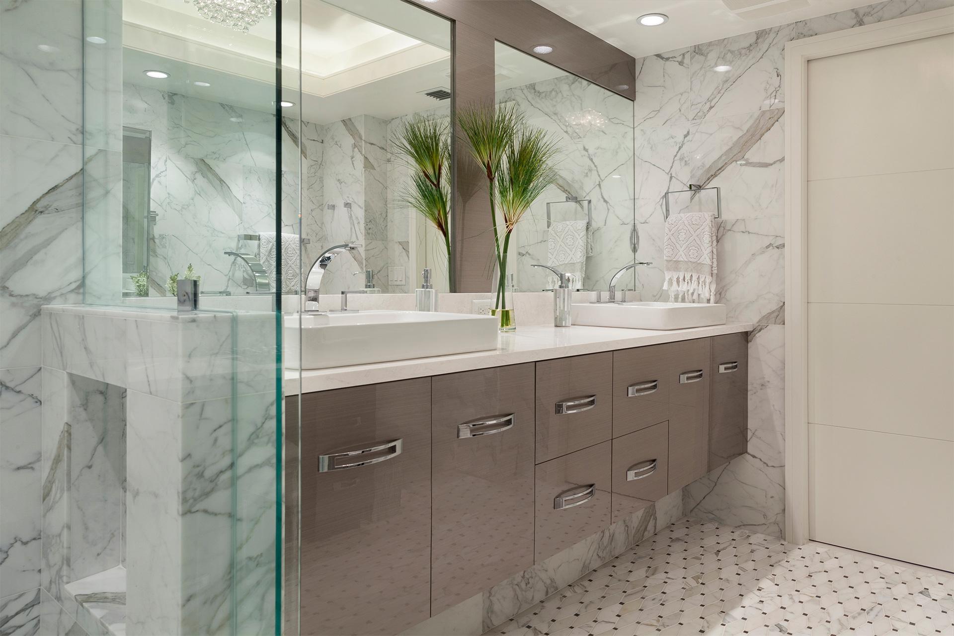 Bathroom vanities boca raton fl - Contemporary Baths