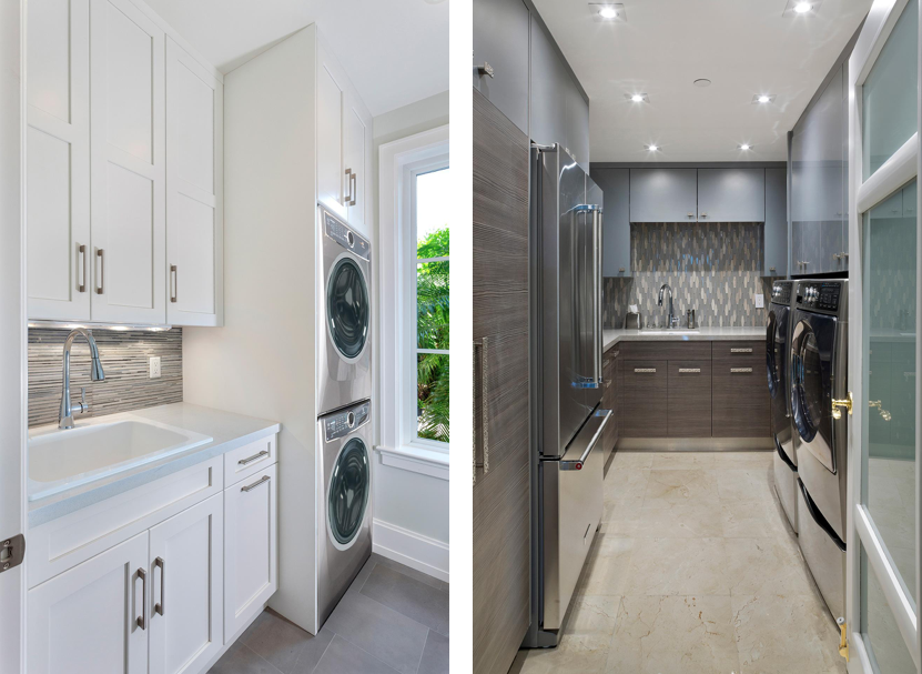 Luxury Laundry Rooms The Place For Kitchens And Baths