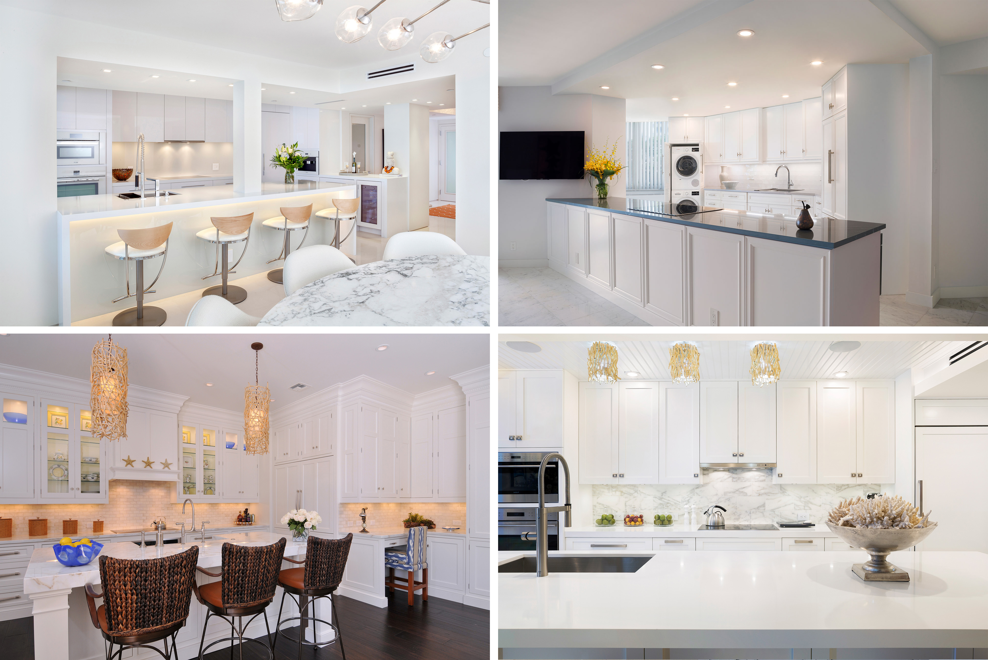 You Can Only Do Right By Decorating In White - The Place For ...
