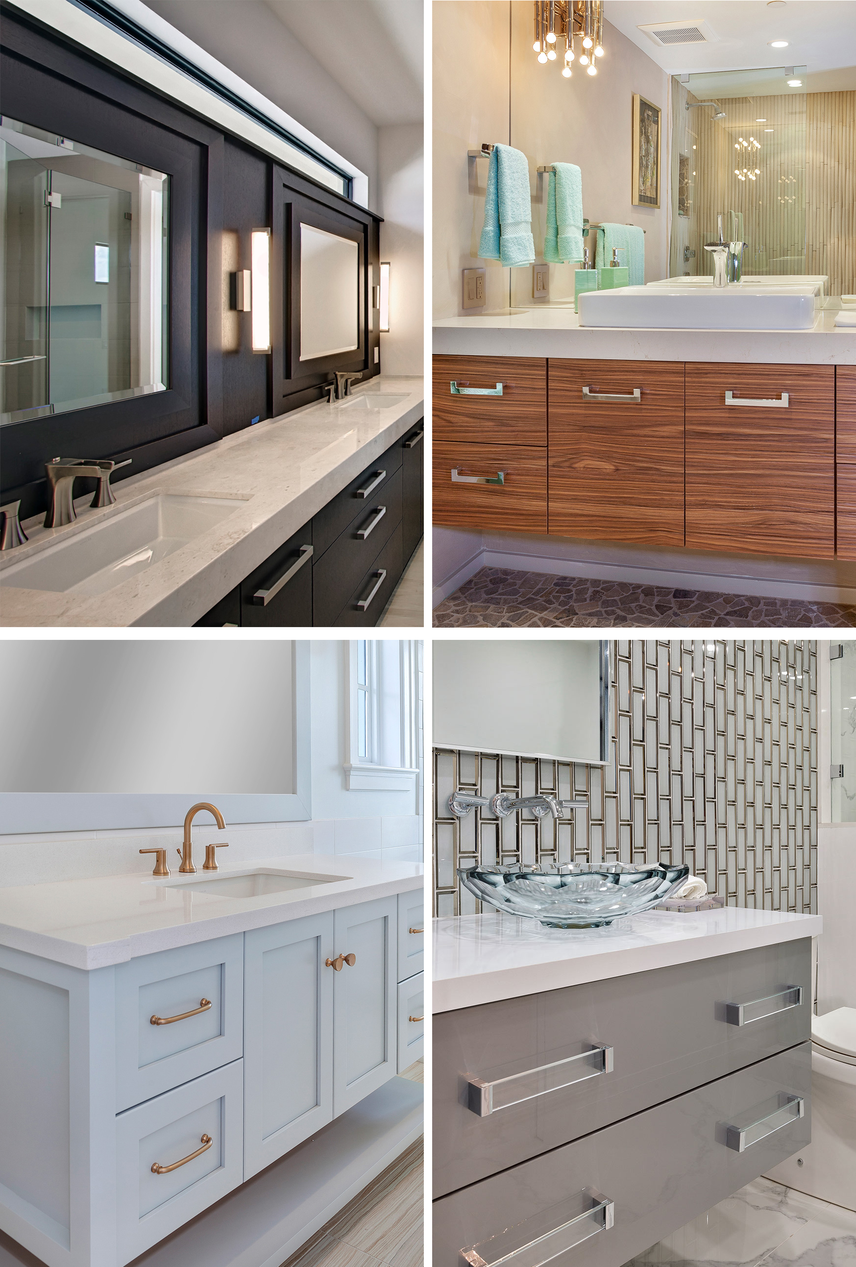 Custom Bathroom Vanities The Place For Kitchens And Baths